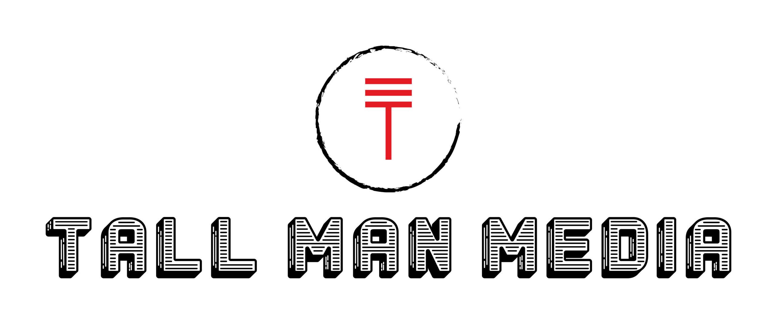 Tall Man Media logo